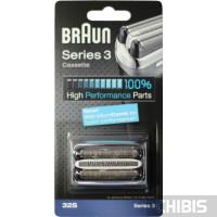 Сетка Braun 32S Series 3 сетка и нож (кассета) серебристый
