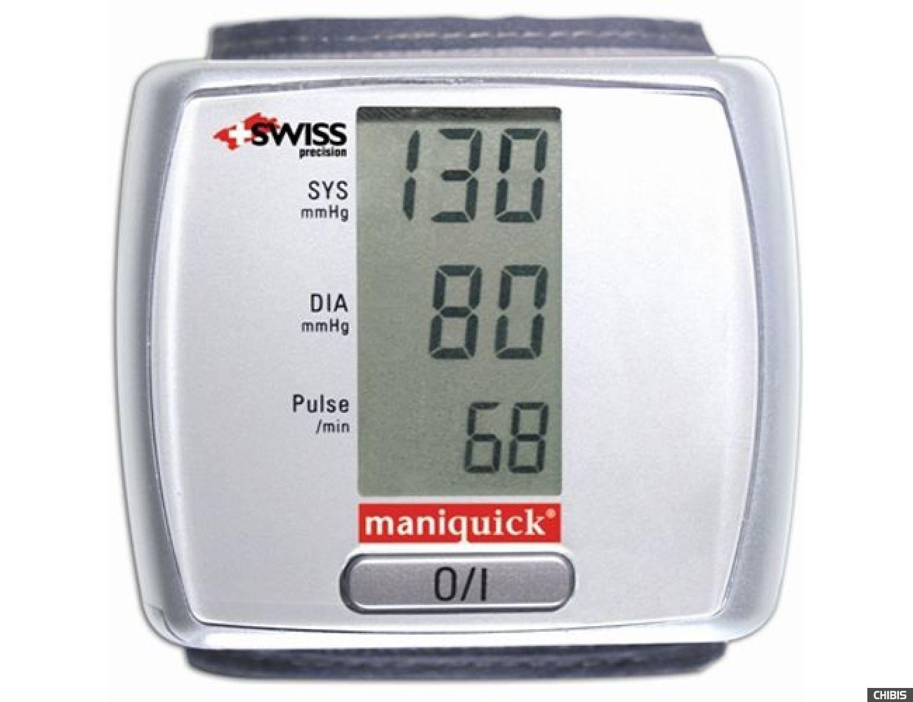 Тонометр Maniquick MQ104