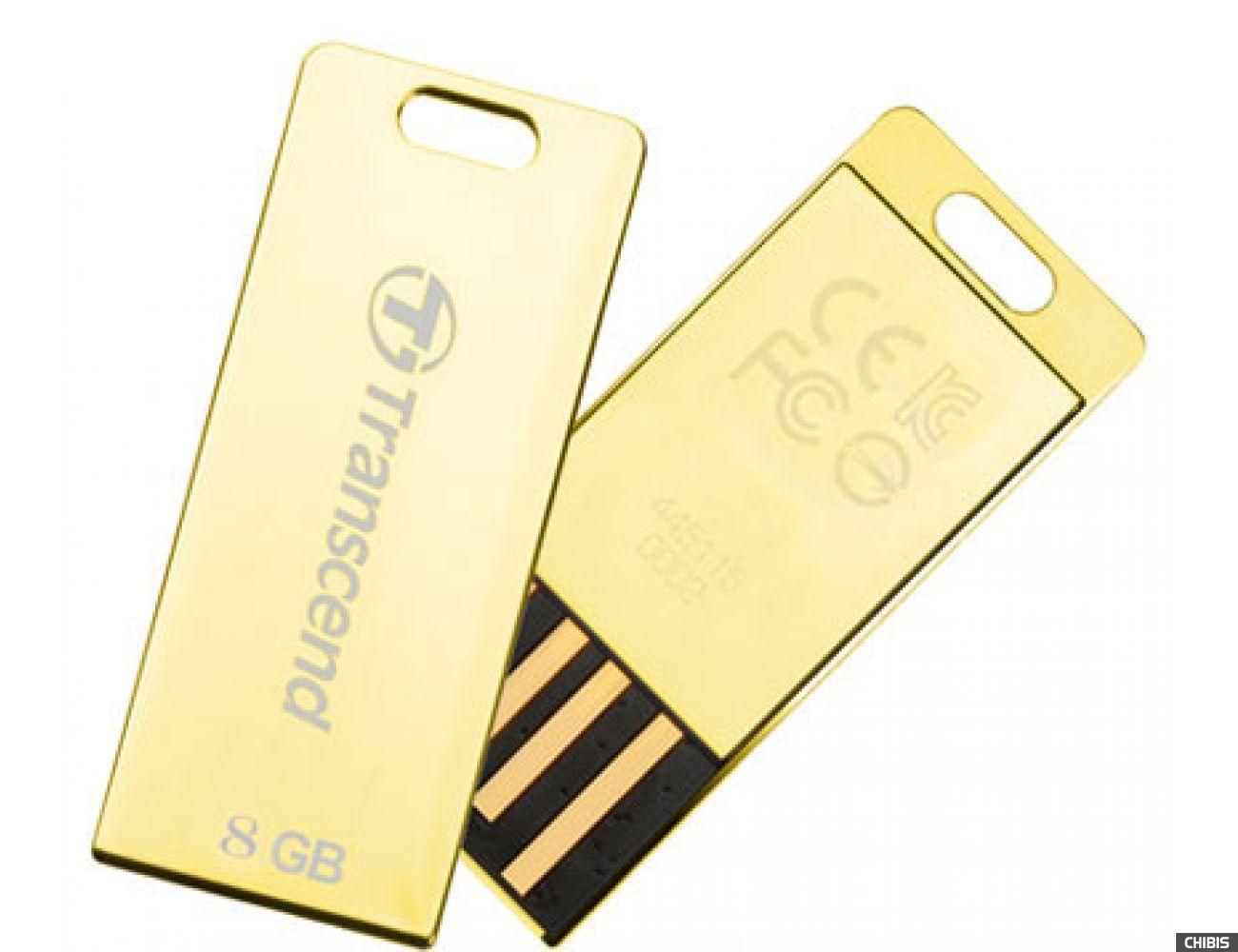 Флеш накопитель USB TRANSCEND JetFlash T3G 8GB