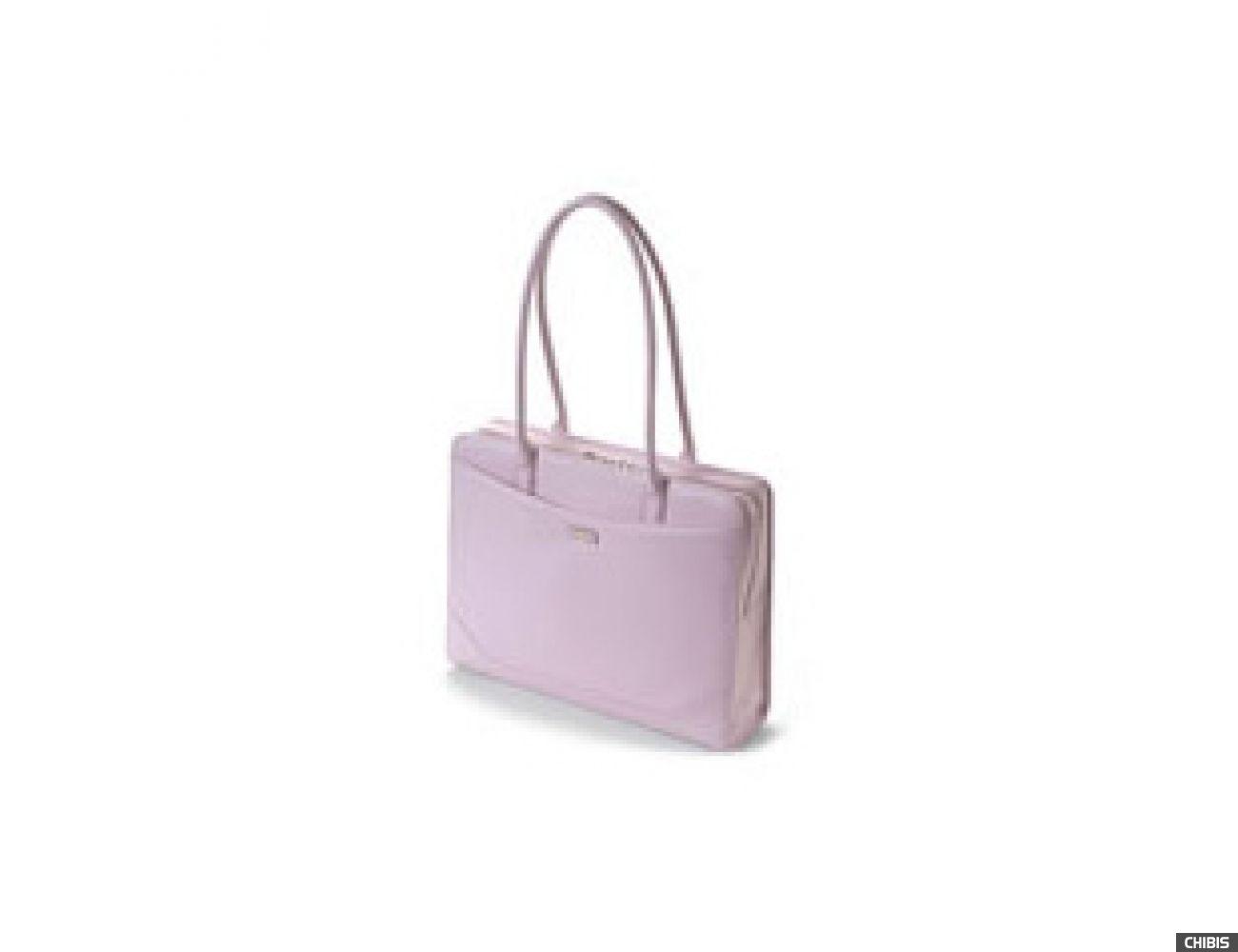 "Сумка для ноутбука Dicota 15""/15,4"" LadyAllure, женская, розовая Кожзам (N/18808/K)"