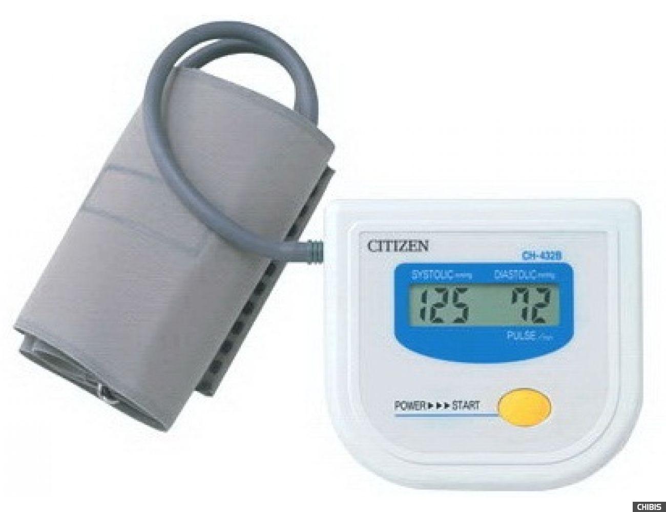 Тонометр Citizen CH-432B