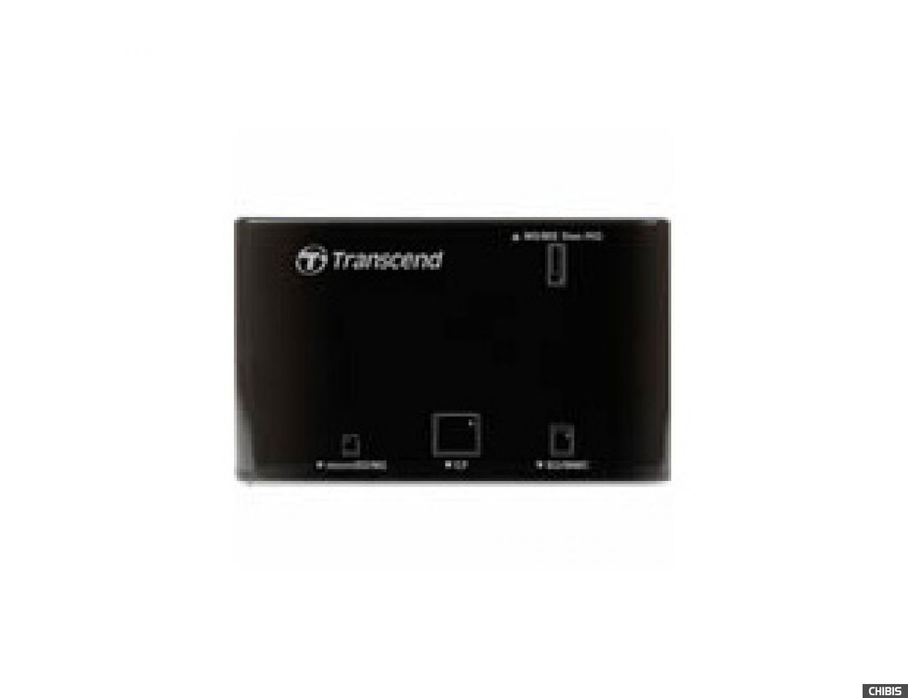 Кардридер Transcend TS-RDP8K (black) USB 2.0 чёрный