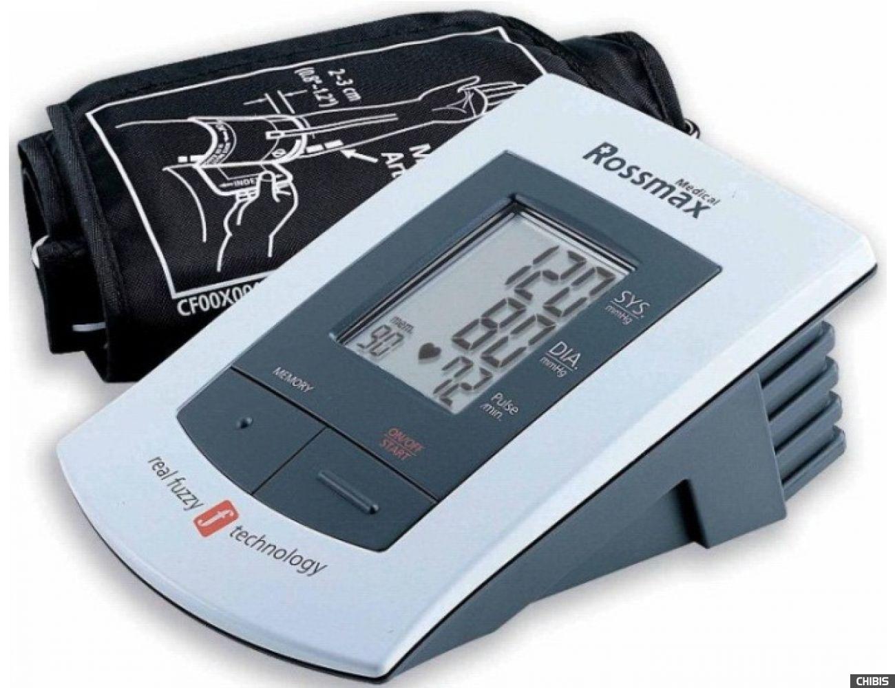 Тонометр Rossmax MS150f