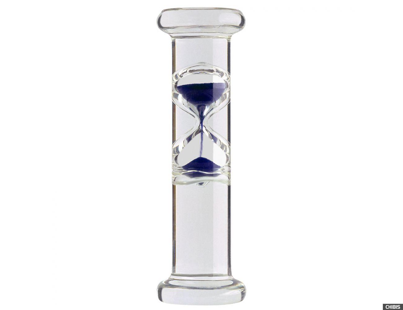 Часы песочные TFA (18600005), синий, 2 мин.