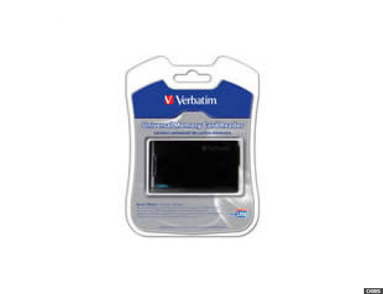 Кардридер Verbatim HI-SPEED UNIVERSAL USB 2.0 (47262)