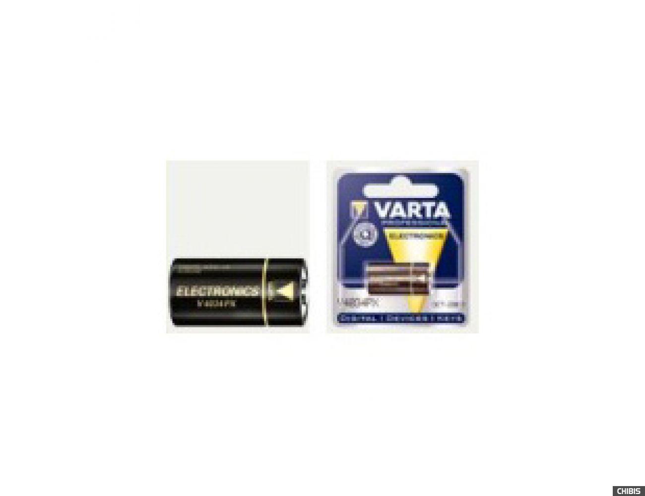 Батарейка Varta V4034PX Professional Electronics (4LR44, 100mAh, 6V, Alkaline Щелочная) 04034101401