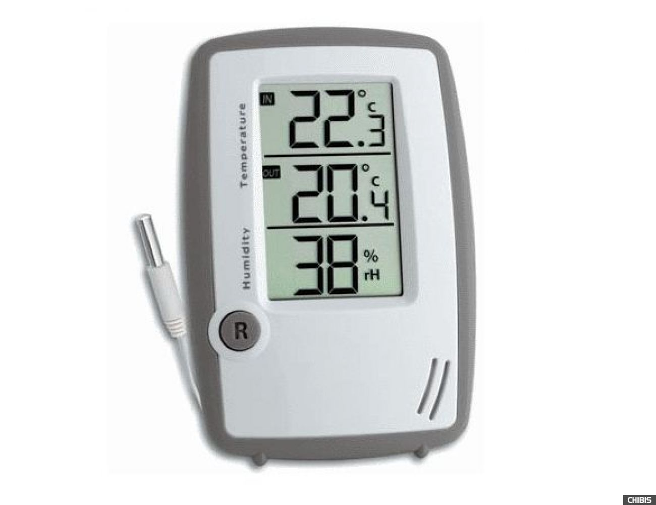Термогигрометр TFA (305024), 133х90х19 мм