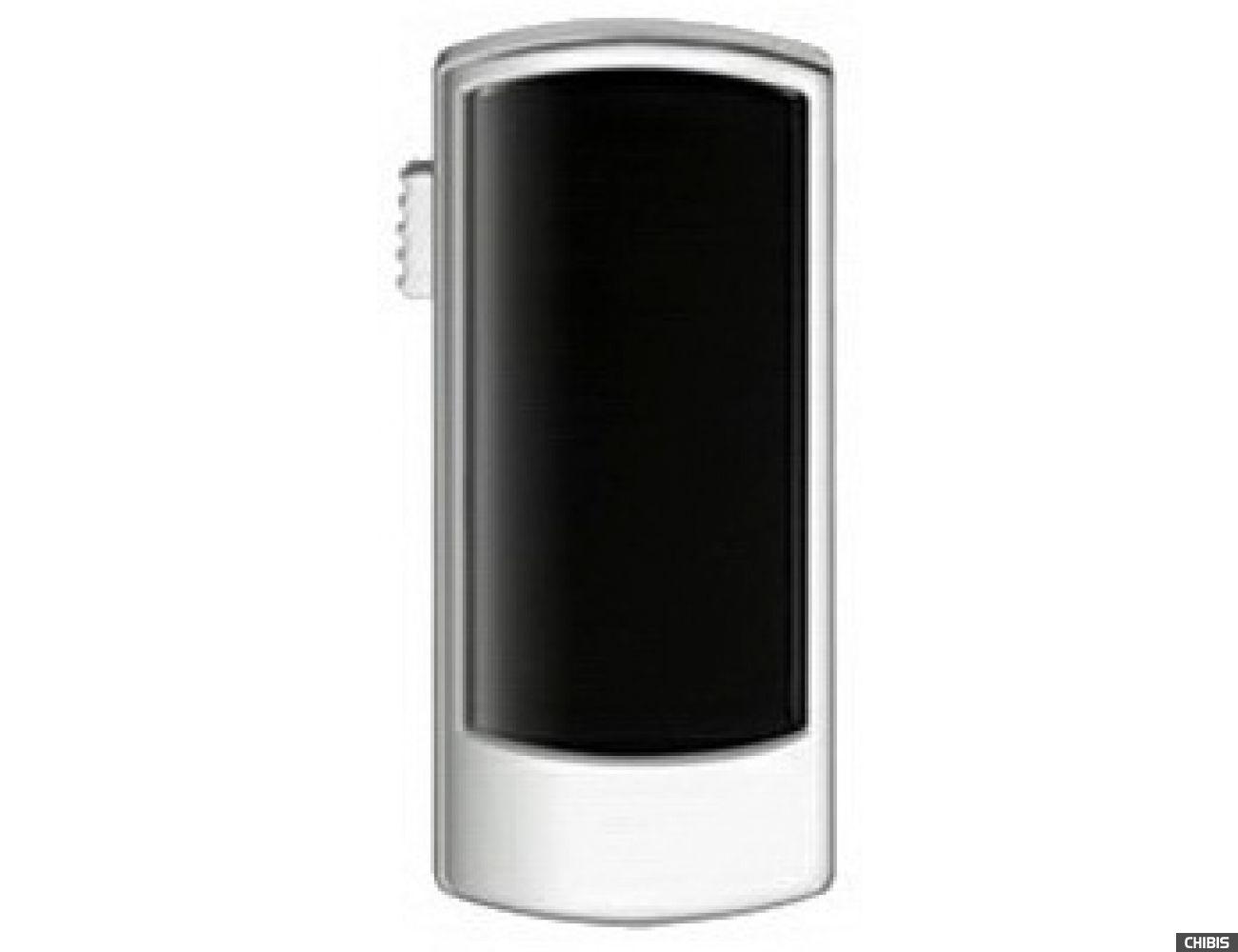 Флеш накопитель USB TRANSCEND JetFlash V95C 4GB (c черной вставкой)