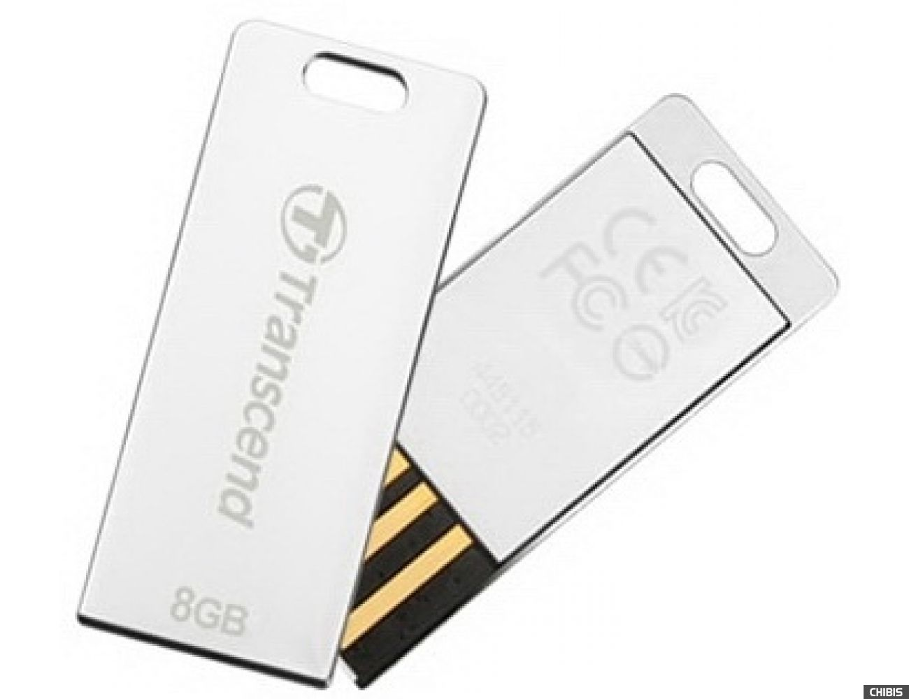 Флеш накопитель USB TRANSCEND JetFlash T3S 8GB