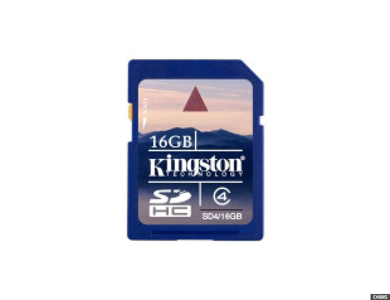 Карта памяти Kingston Secure Digital High-Capacity (SDHC) Class 4 16Gb
