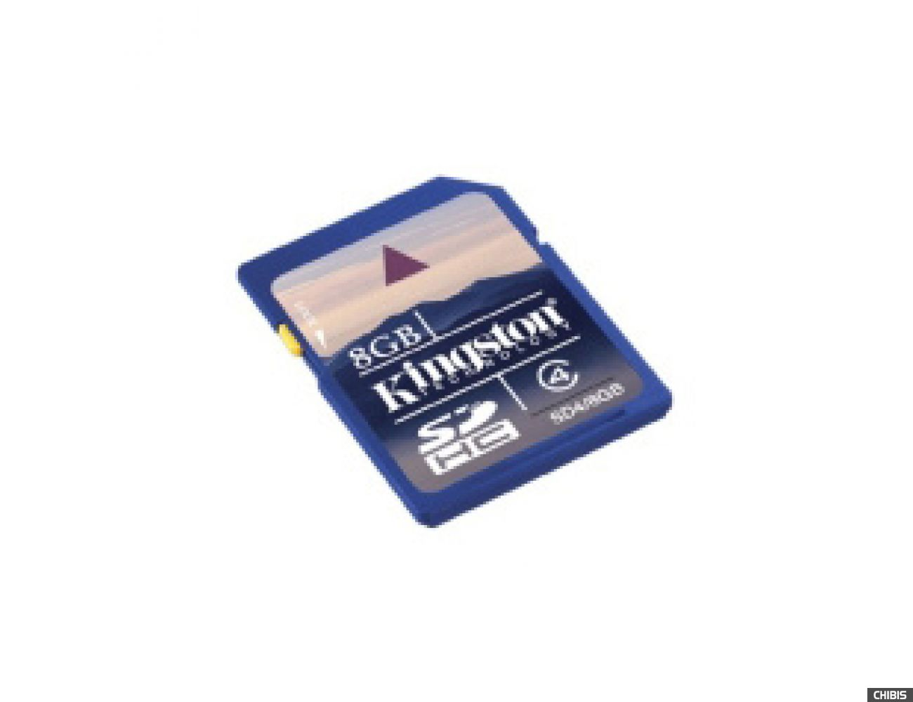 Карта памяти Kingston Secure Digital High-Capacity (SDHC) Class 4 8Gb