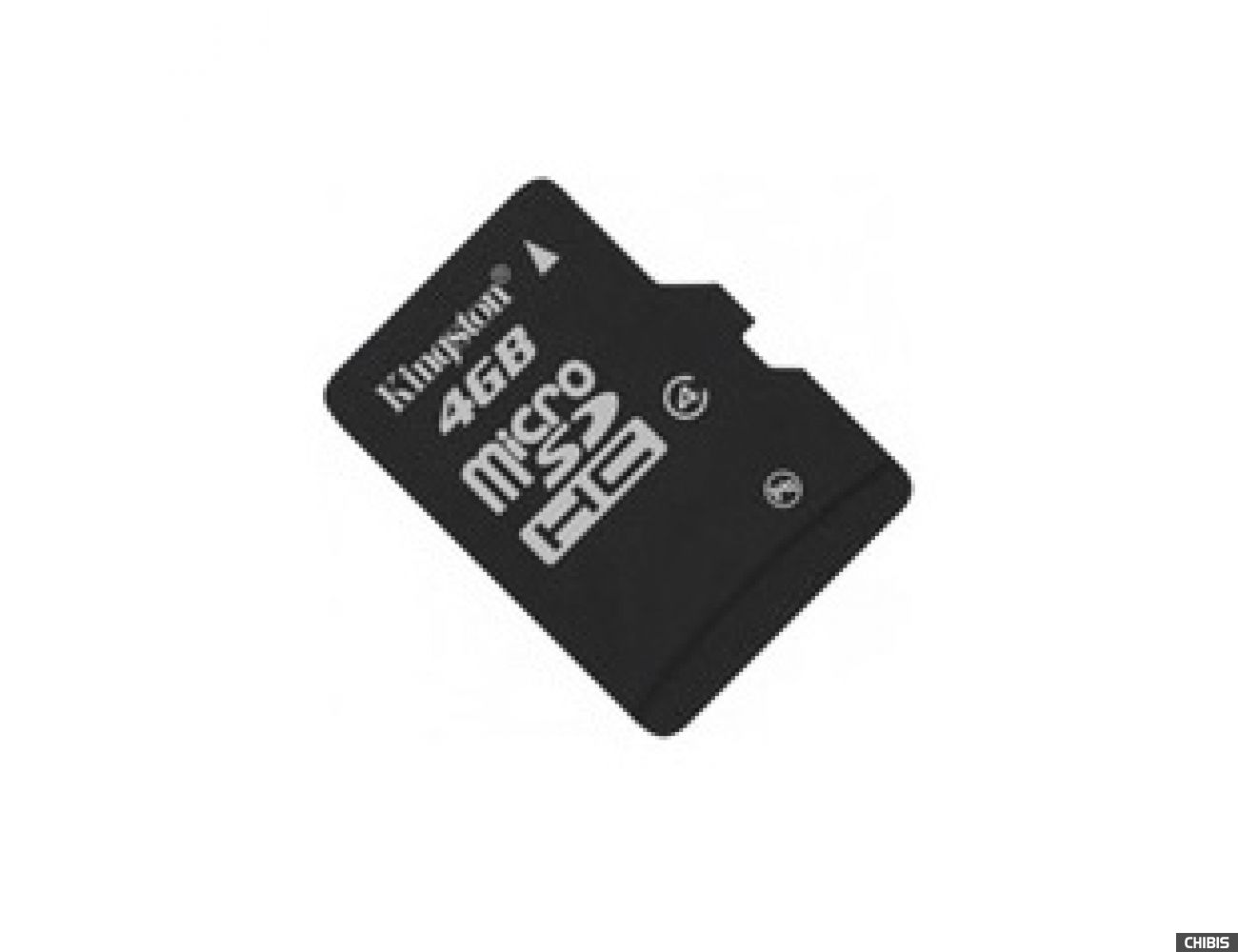 Карта памяти Kingston MicroSDHC 16Gb Class 4 no adapter