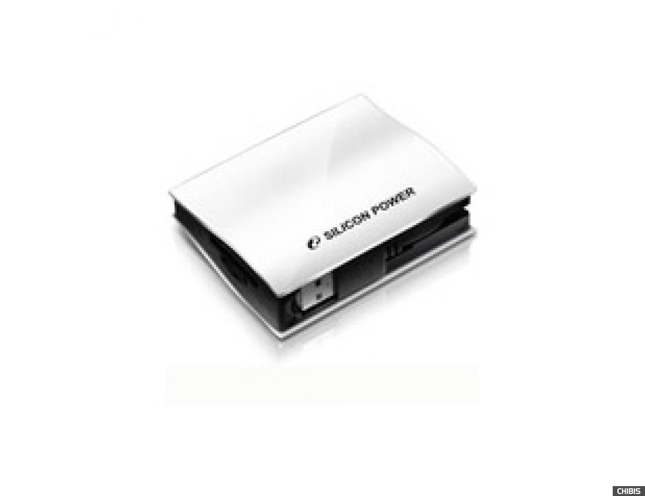 Кардридер SILICON POWER Card Reader 33-in-1 USB White (SPC33V2W)