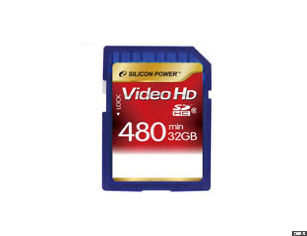 Карта памяти SILICON POWER SDHC 32GB Class 6 Full HD Video