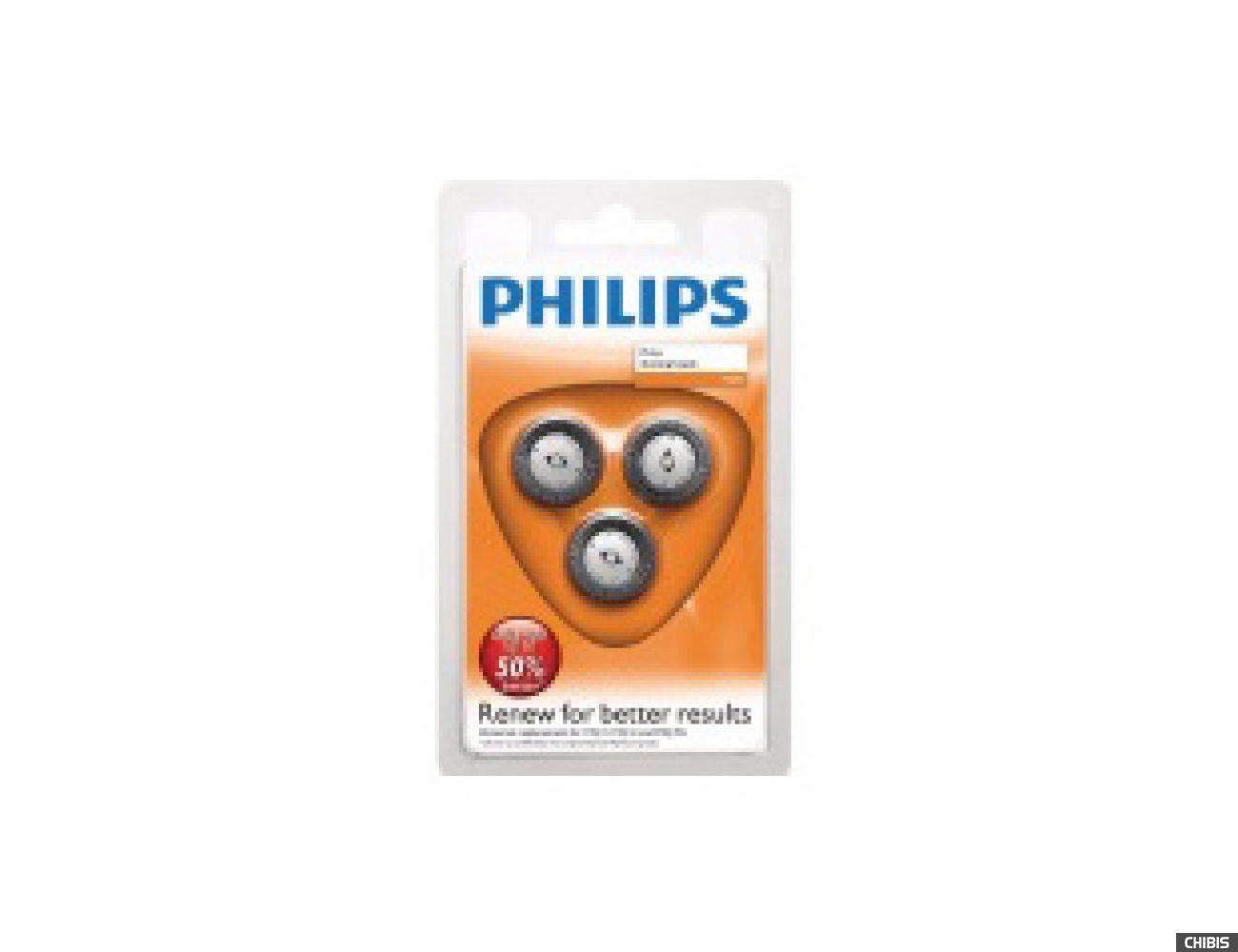 Бритвенная головка Philips HQ55/40 3 шт.