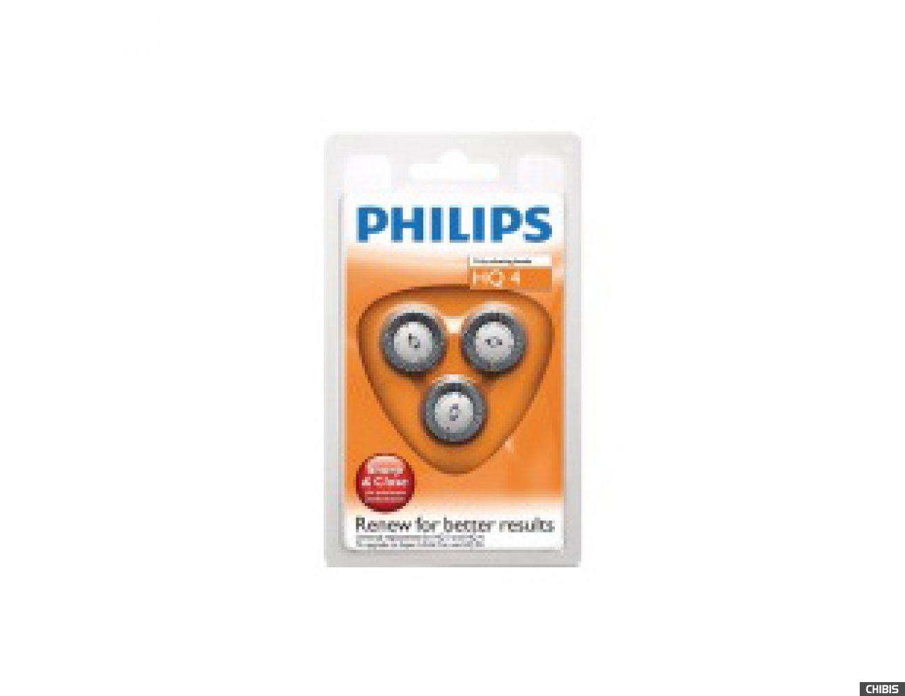 Бритвенная головка Philips HQ4/40 3 шт.