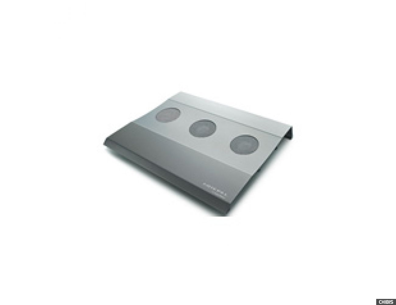 Подставка для ноутбука Cooler Master Notepal W2, алюминиевая, 3x70мм fan, Titan (R9-NBC-AWCT-GP)