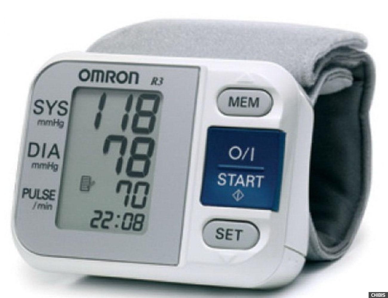 Тонометр Omron R3 Intellisense