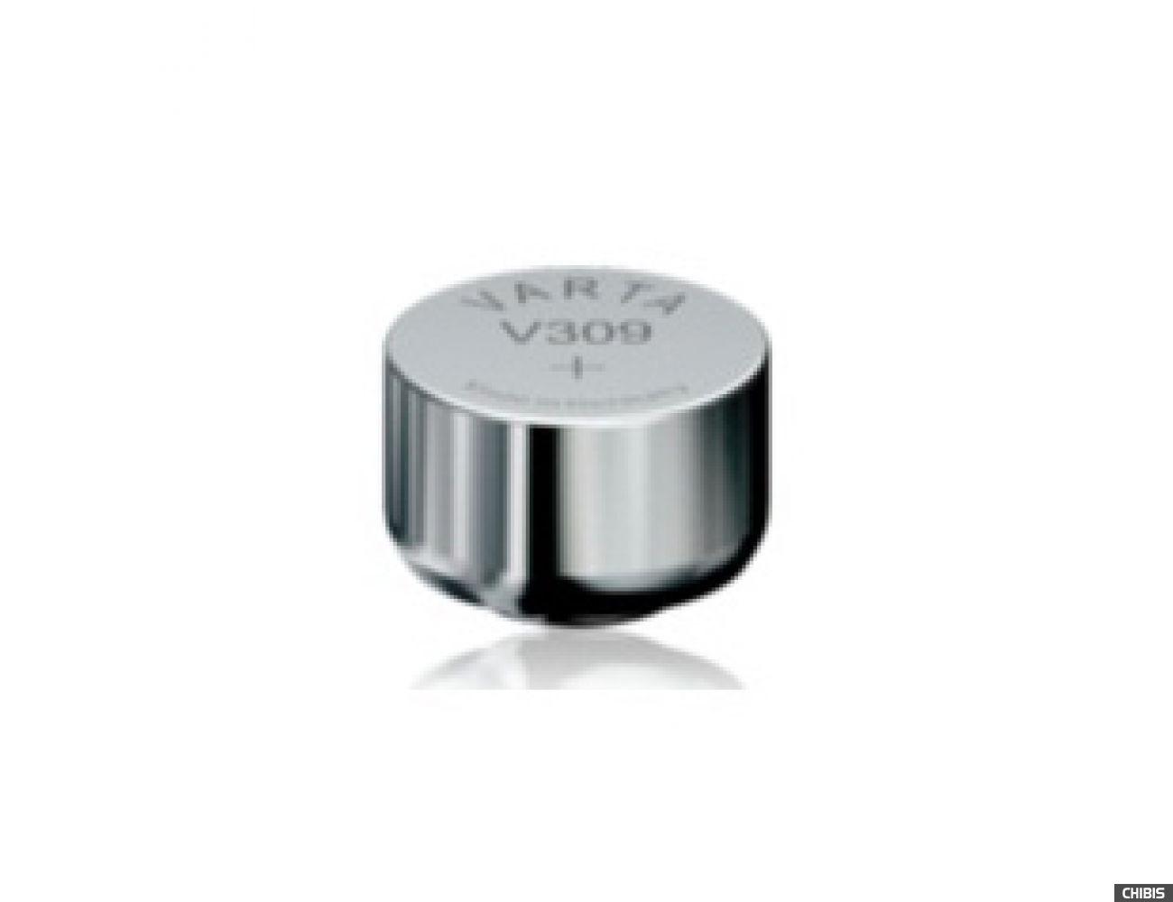 Батарейка Varta V309 (SR48, 70mAh, 1.55V, Оксид Серебра) 00309101111