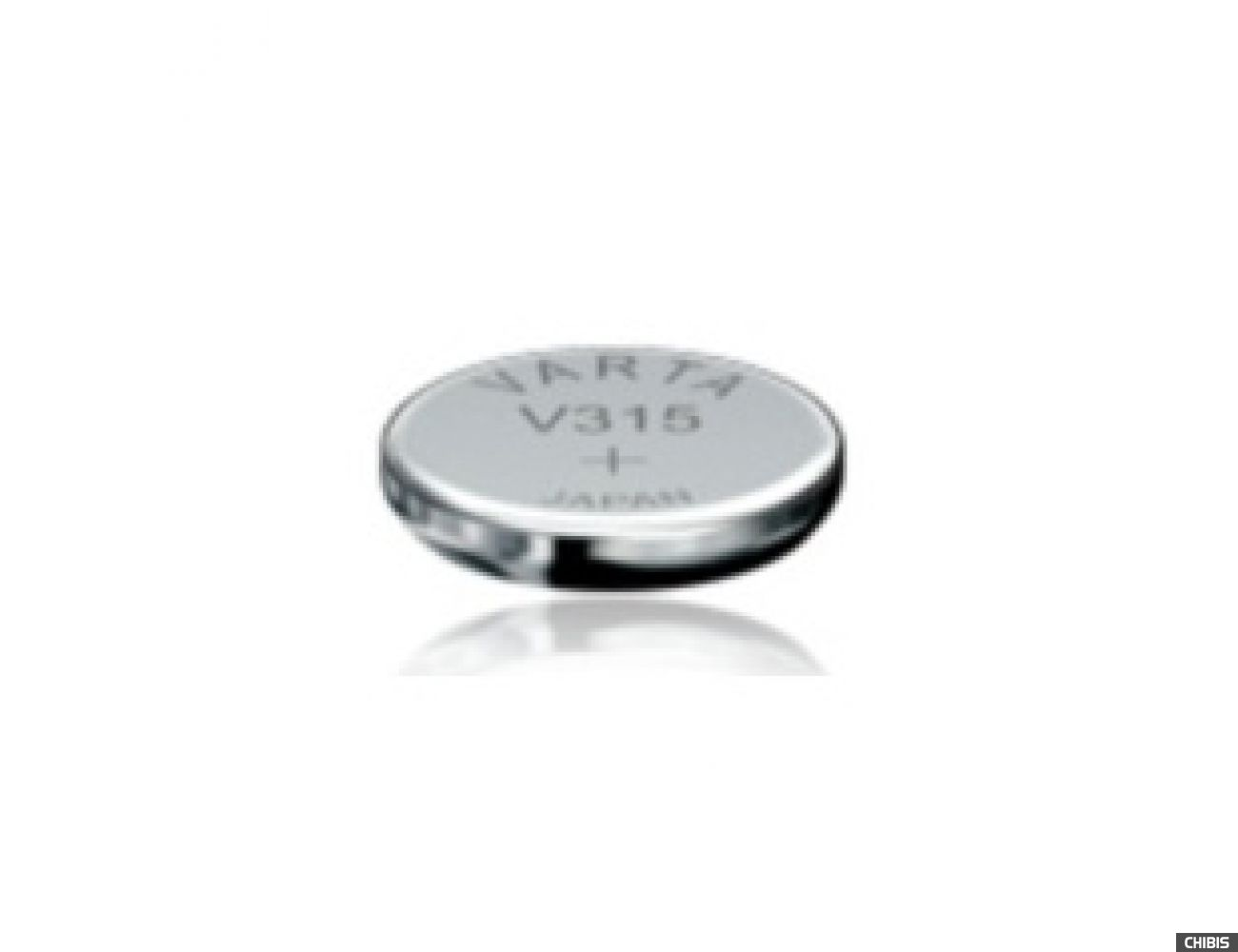 Батарейка Varta V315 (SR67, 20mAh, 1.55V, Оксид Серебра) 00315101111