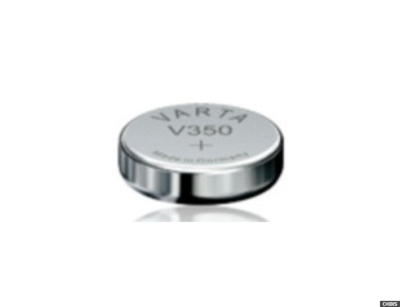 Батарейка Varta V350 (SR42, 110mAh, 1.55V, Оксид Серебра) 00350101111
