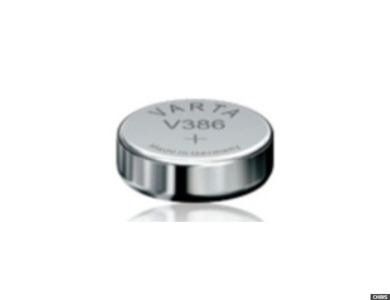 Батарейка Varta V386 (SR43, 105mAh, 1.55V, Оксид Серебра) 00386101111