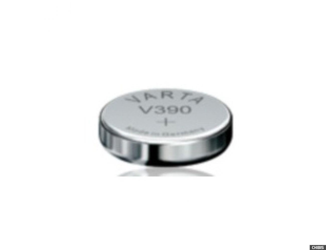 Батарейка Varta V390 (SR54, 60mAh, 1.55V, Оксид Серебра) 00390101111
