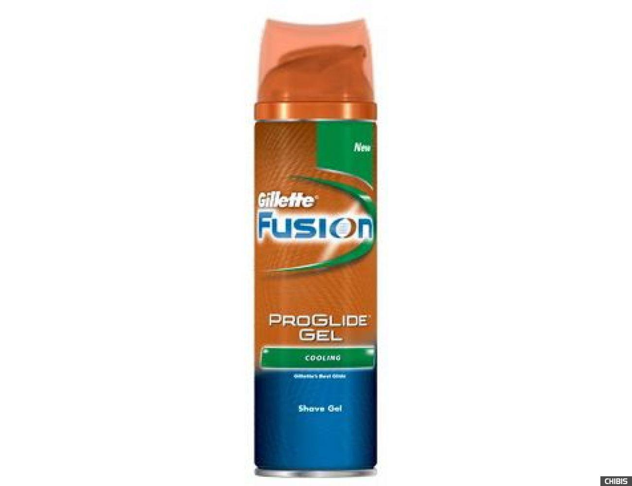 Гель для бритья Gillette Fusion ProGlide Cooling 200 мл. (7702018089864/84855190)
