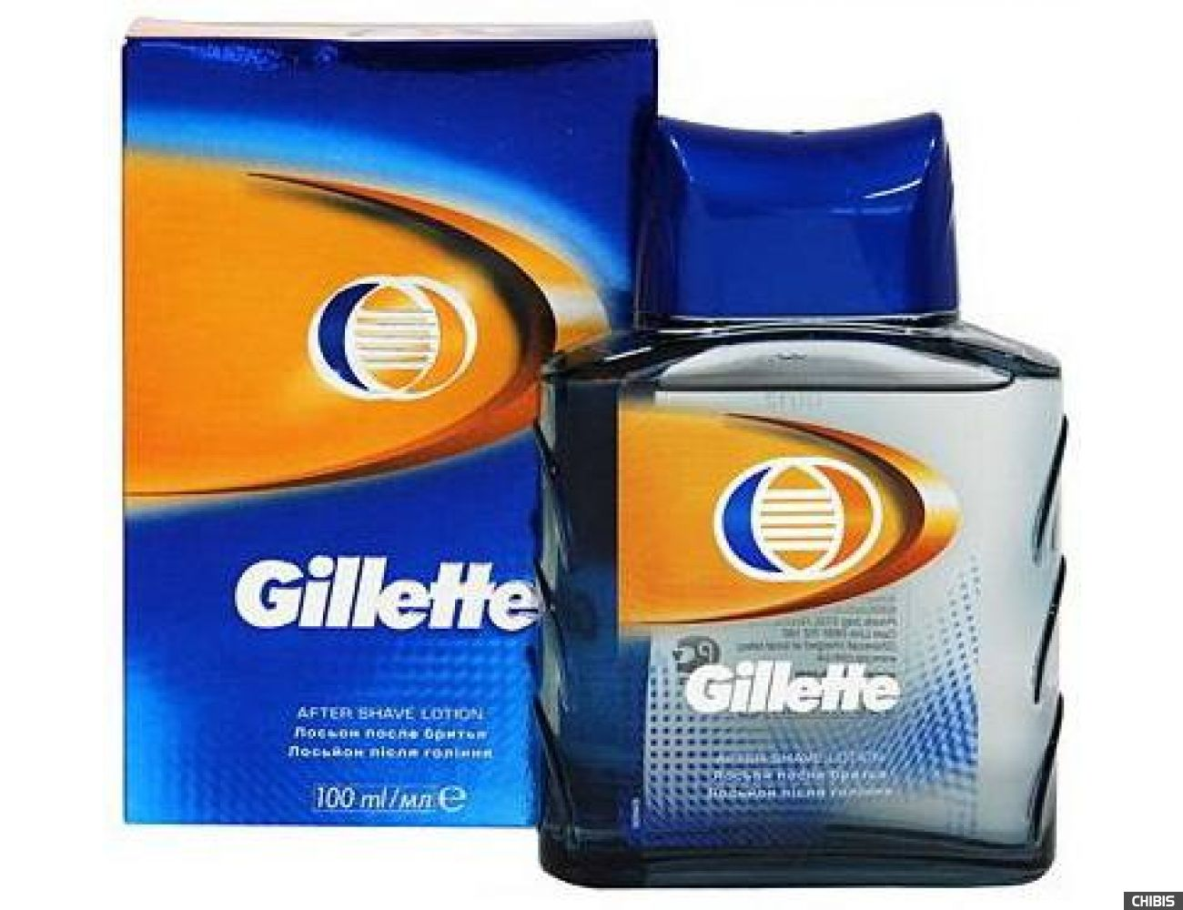 Лосьон после бритья Gillette 100 мл. (7702018957866/75052432)