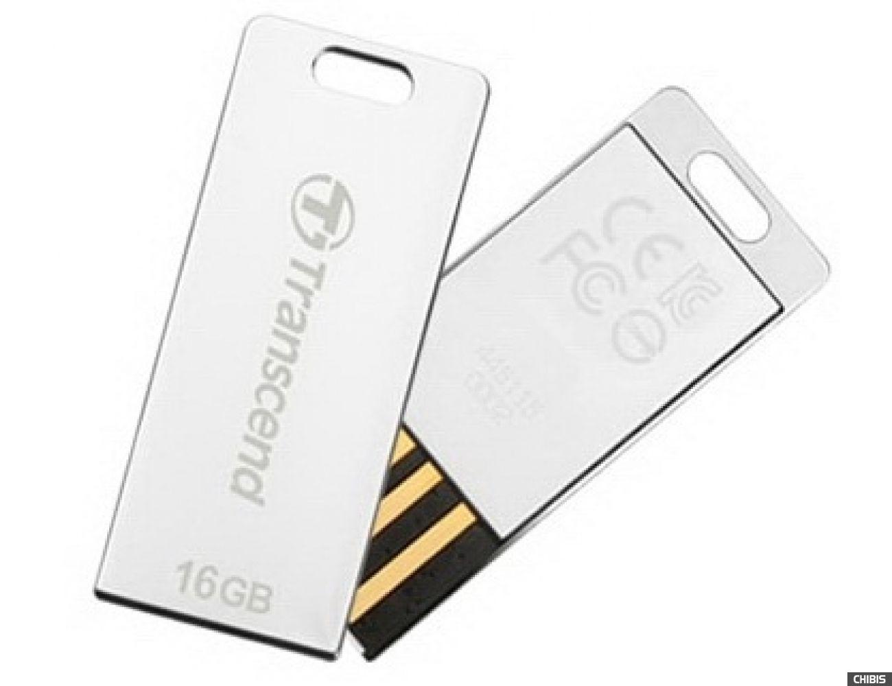 Флеш накопитель USB TRANSCEND JetFlash T3S 16GB