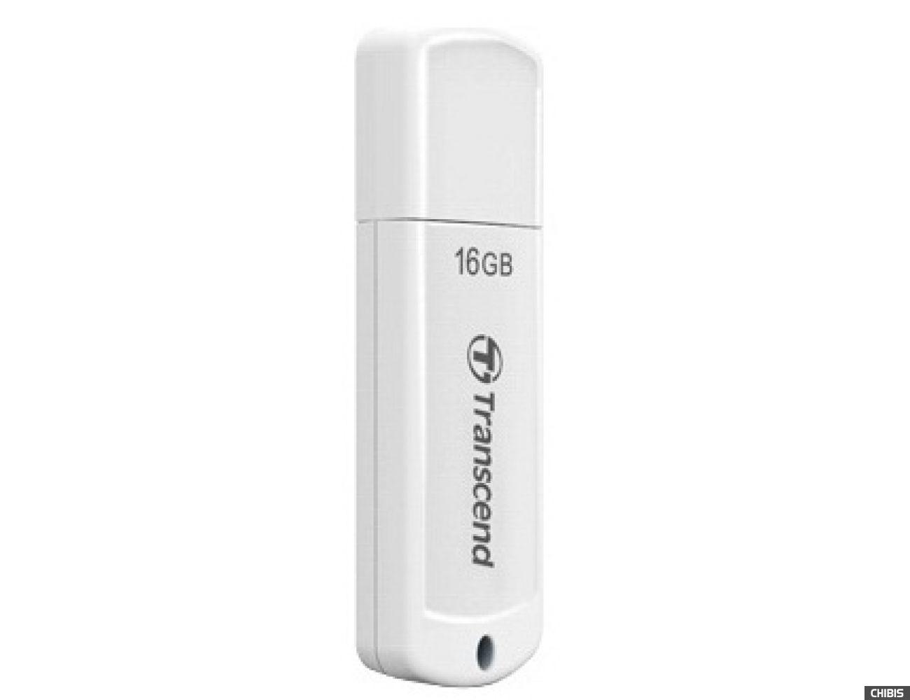 Флеш накопитель USB TRANSCEND JetFlash 370 16GB