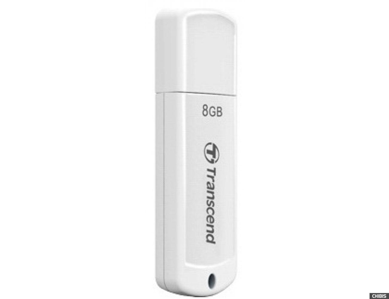 Флеш накопитель USB TRANSCEND JetFlash 370 8GB