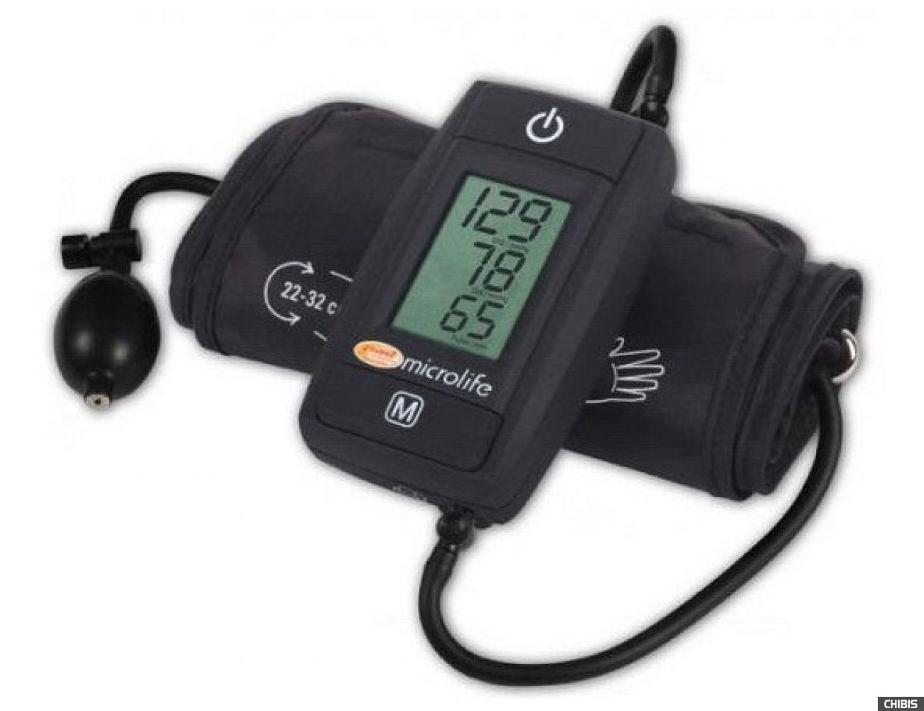 Тонометр Microlife BP A50 black