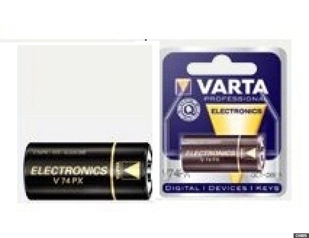 Батарейка Varta V74PX Professional Electronics (45mAh, 15V, Alkaline Щелочная) 04074101401