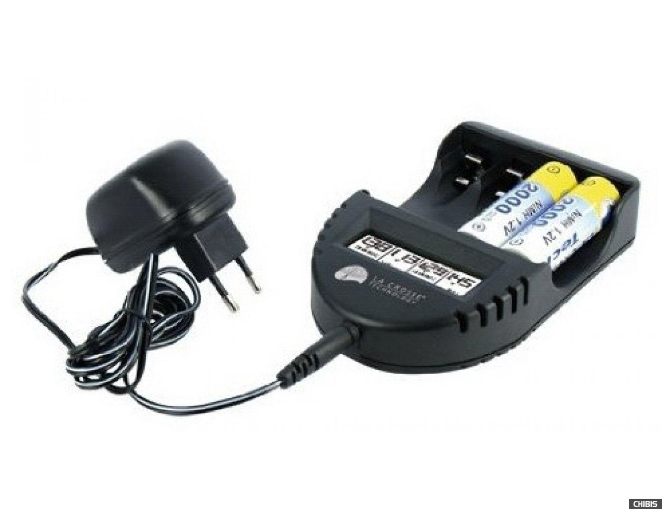Зарядное устройство LA CROSSE BC 250 (RS 250)