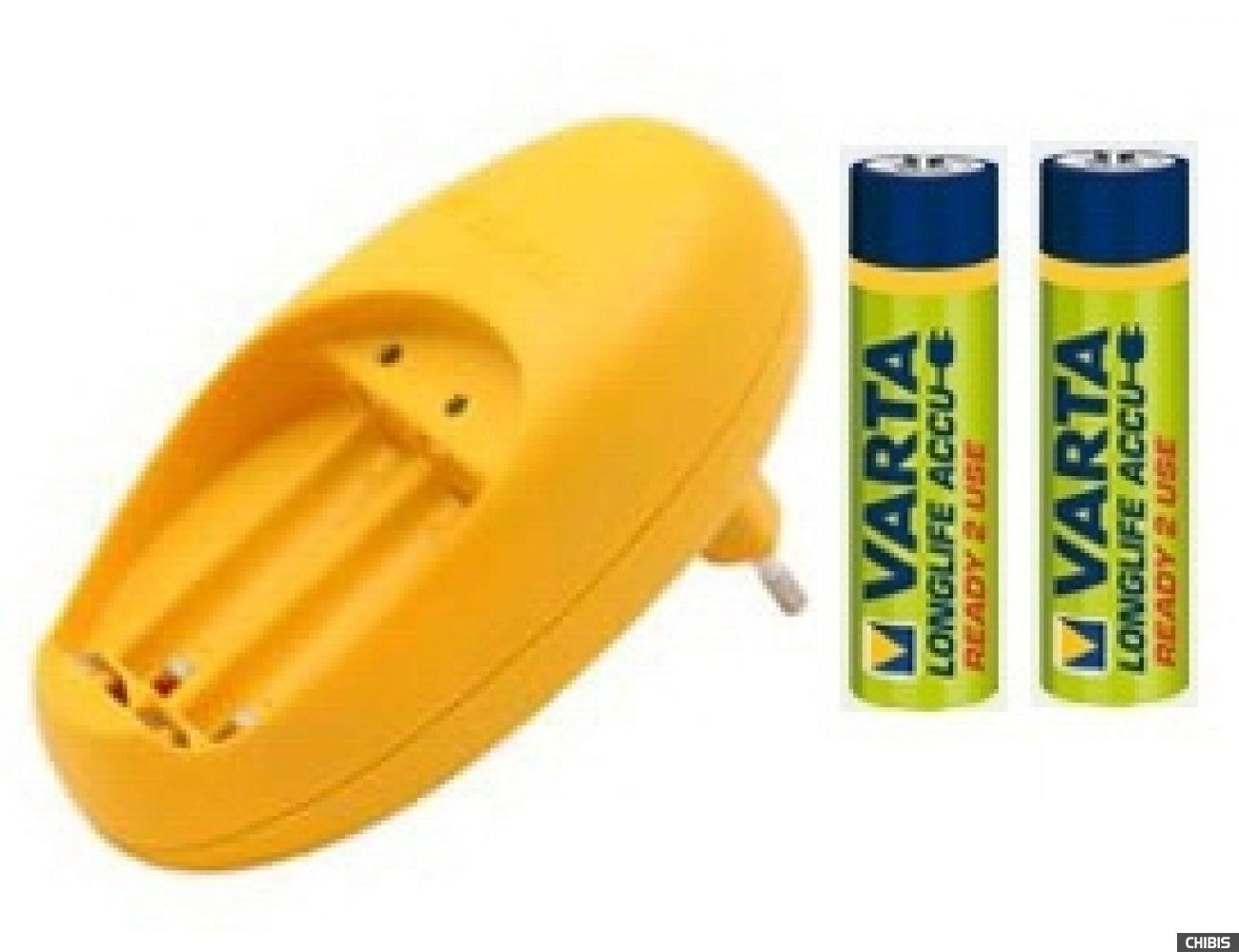 Зарядное устройство Varta Easy Energy Mini Charger + 2 - 800AAA (57666201421)
