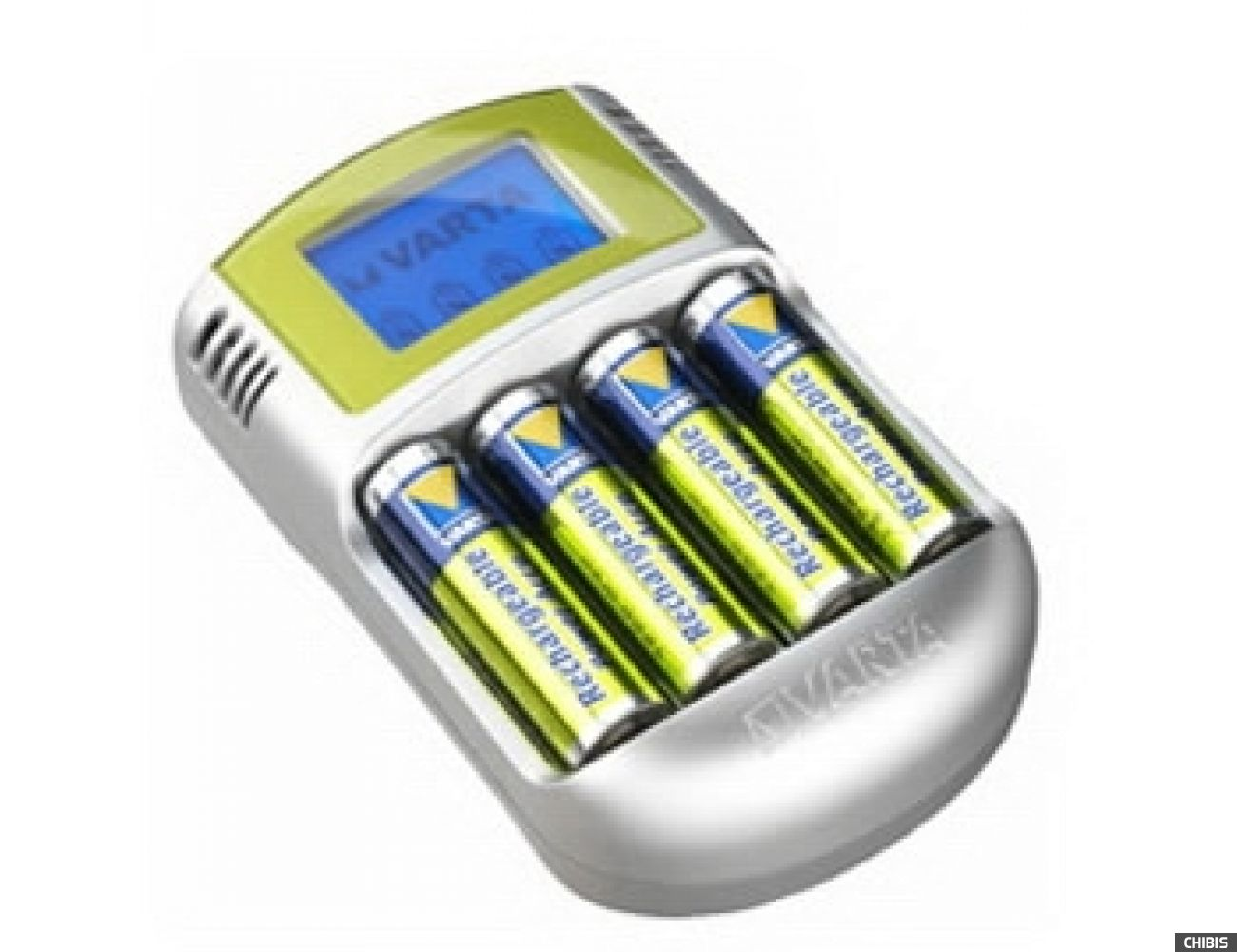 Зарядное устройство Varta Power LCD Charger + 4 - 2700AA mAh + авто адаптер (57070201451)