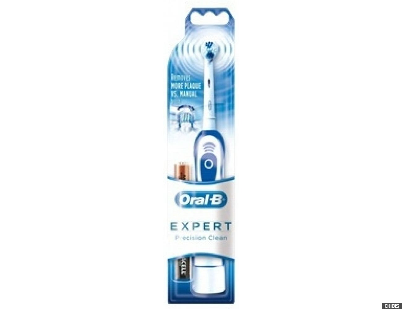 Электрическая зубная щетка Oral B Braun Expert DB4