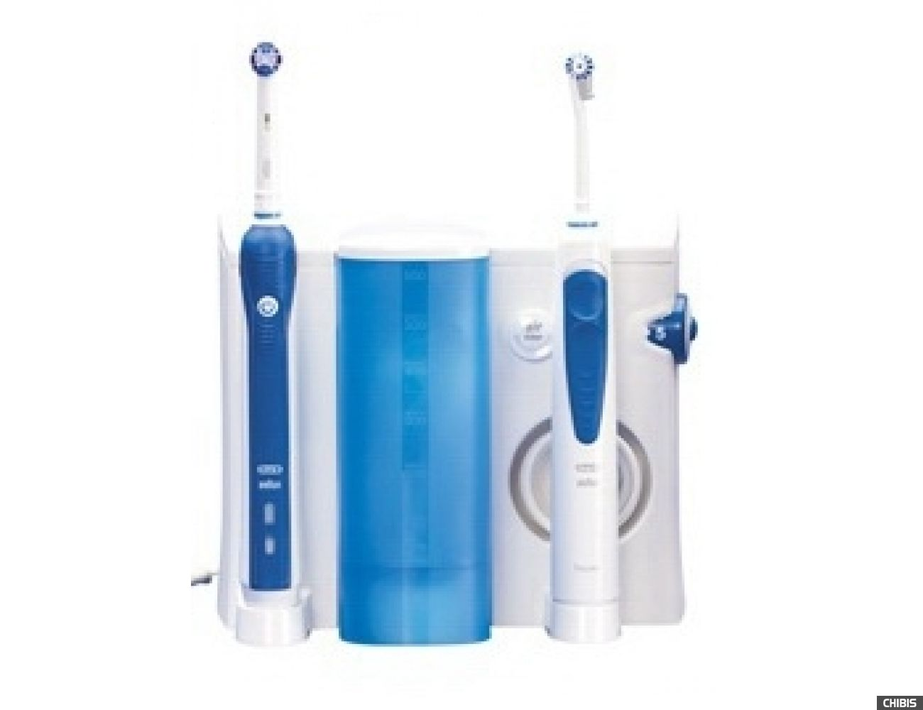 Зубной центр Braun Oral-B Professional Care 3000 DLX OxyJet (OC 20.545.3X) 4210201377818