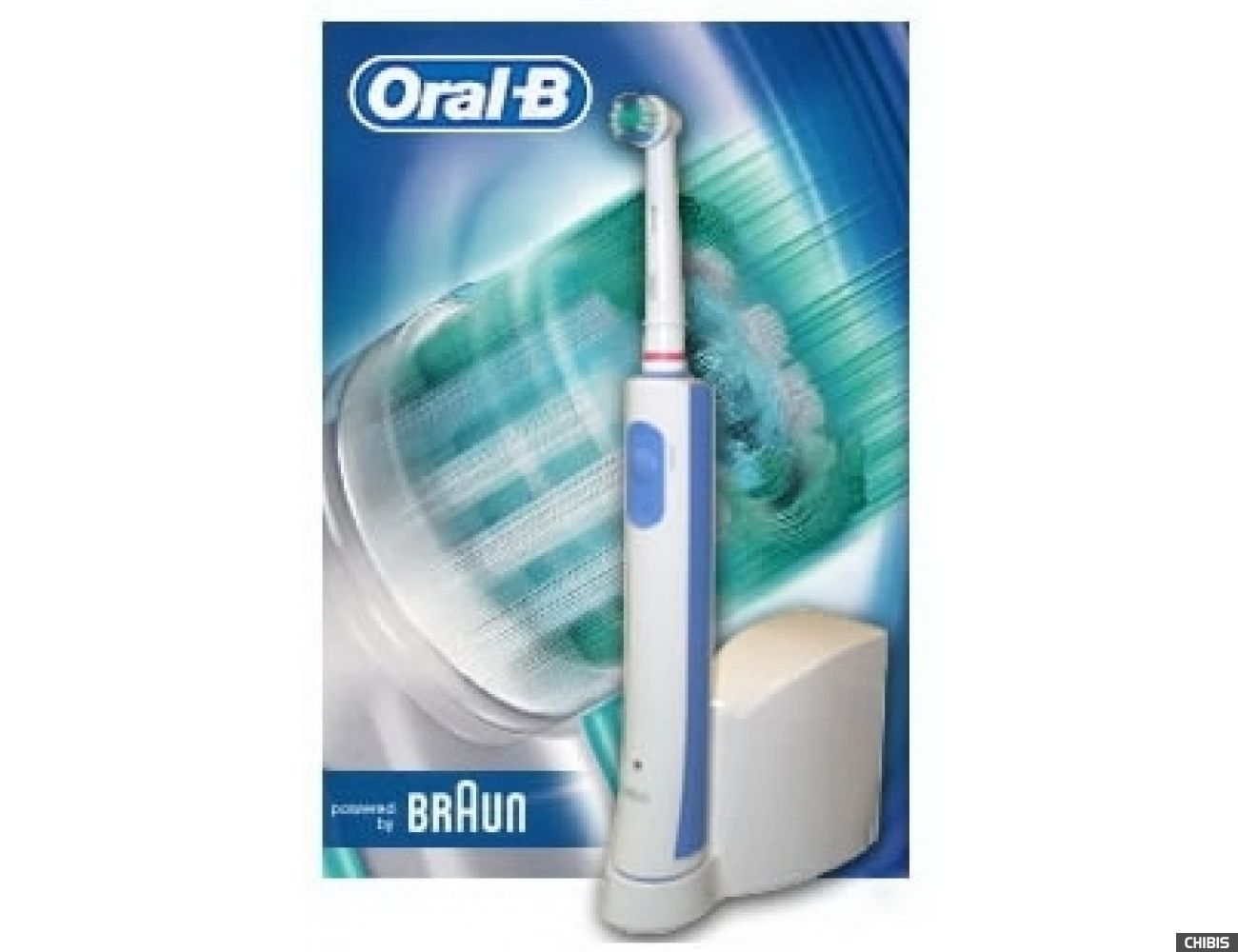 Зубная щетка Braun Oral-B Professional Care 5000 (D 15.511)