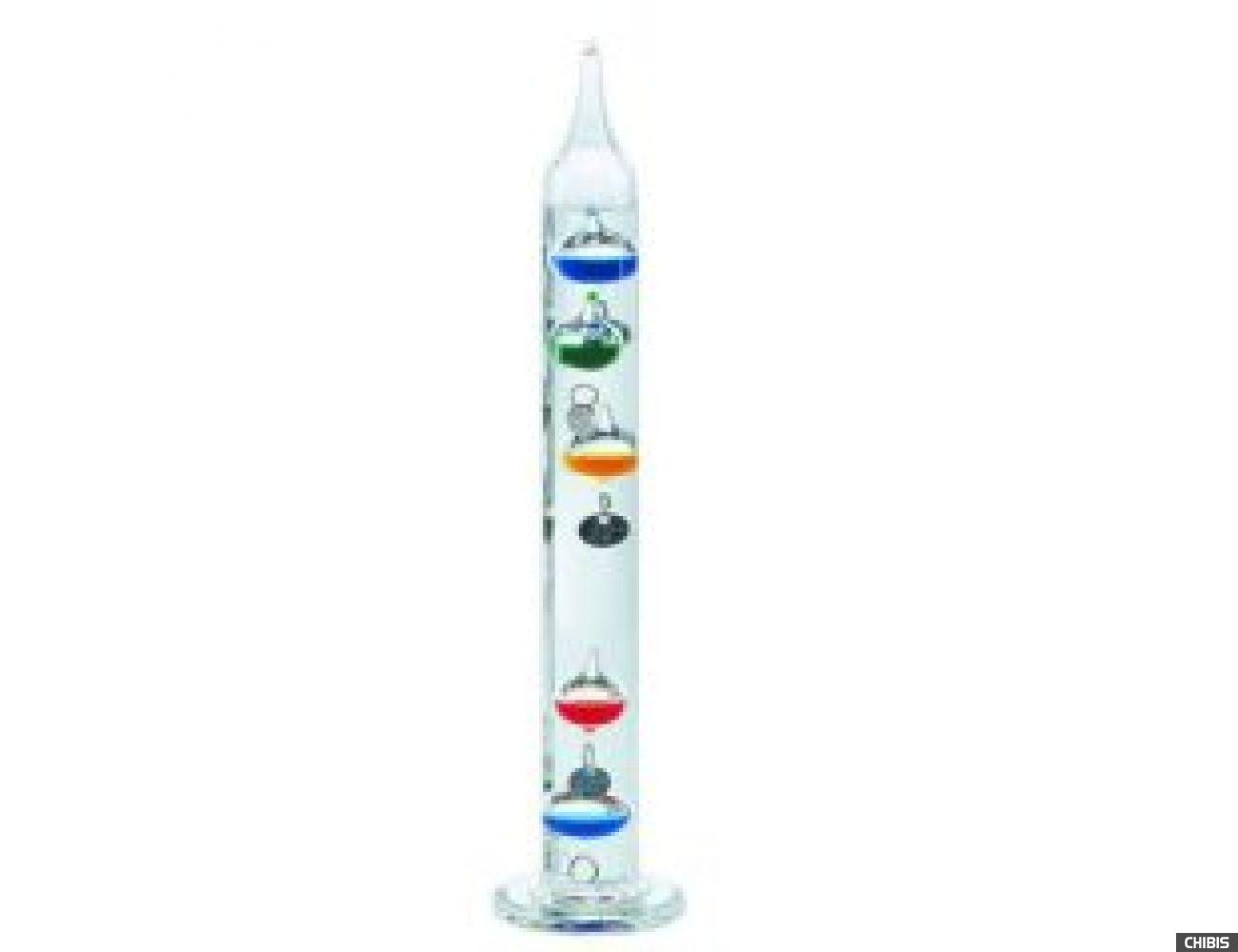 Термометр Галилея TFA (1810060154) разноцветный, 18-26 'С