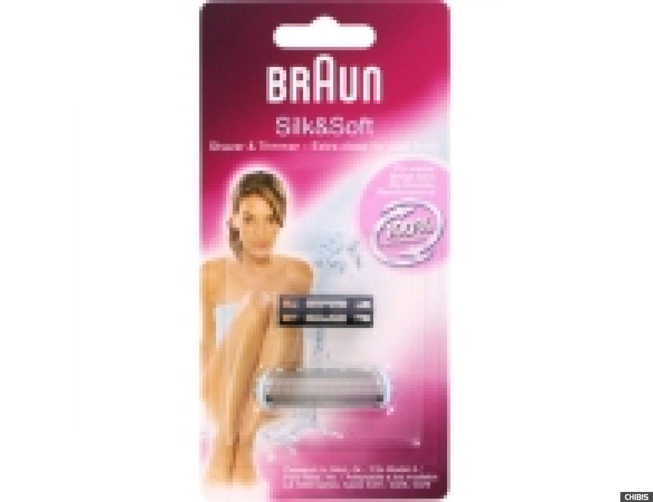 Сетка и режущий блок Braun для женской бритвы серии LS 5000, 5100, 5500, 5560 голубой (65328760)