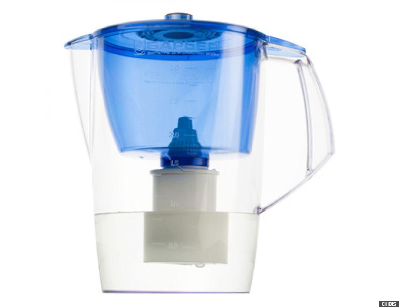 Фильтр-кувшин Барьер Лайт (синий) 3,0 л