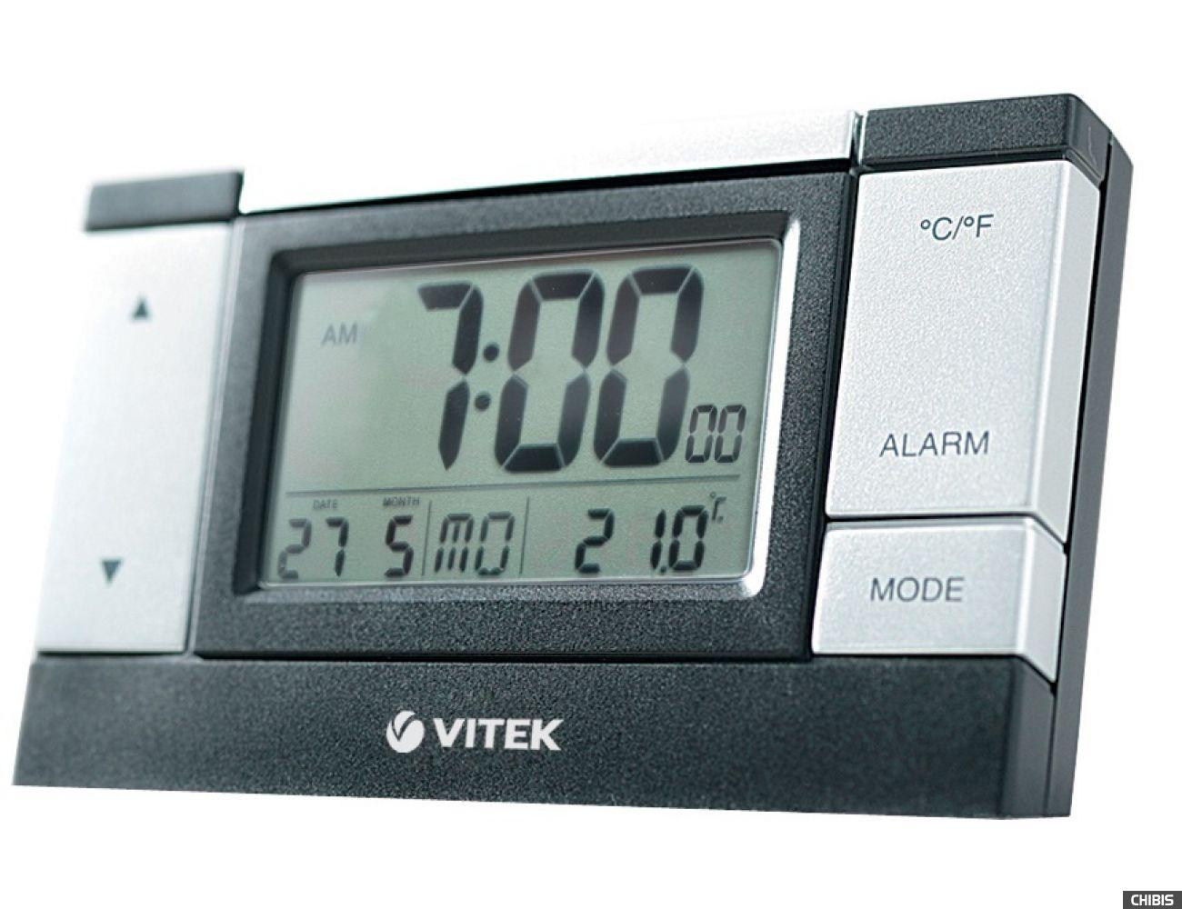 Настольные часы Vitek VT-3543