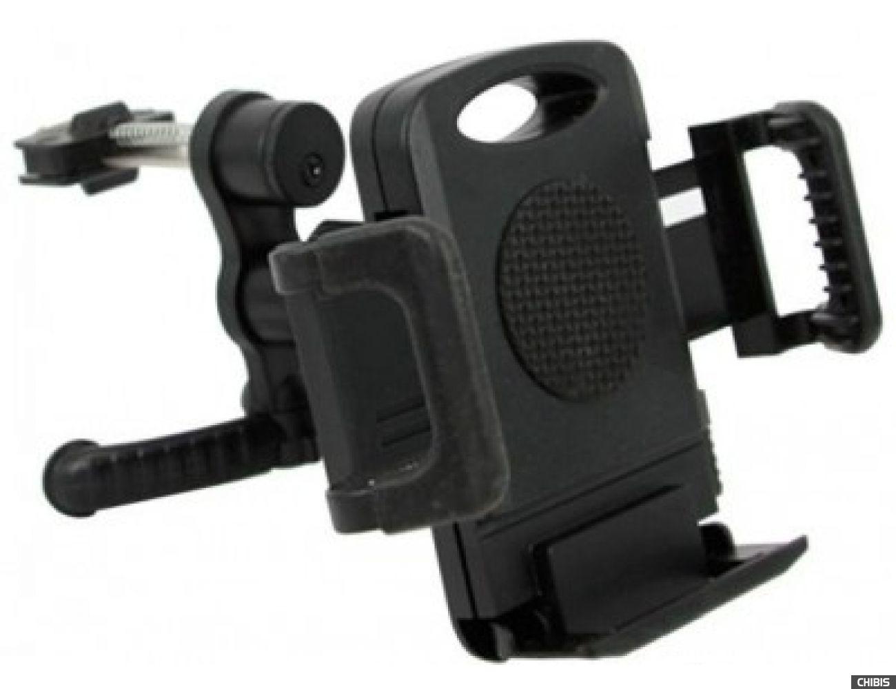 Автодержатель на решетку обдува GlobalHold M01GH для смартфонов