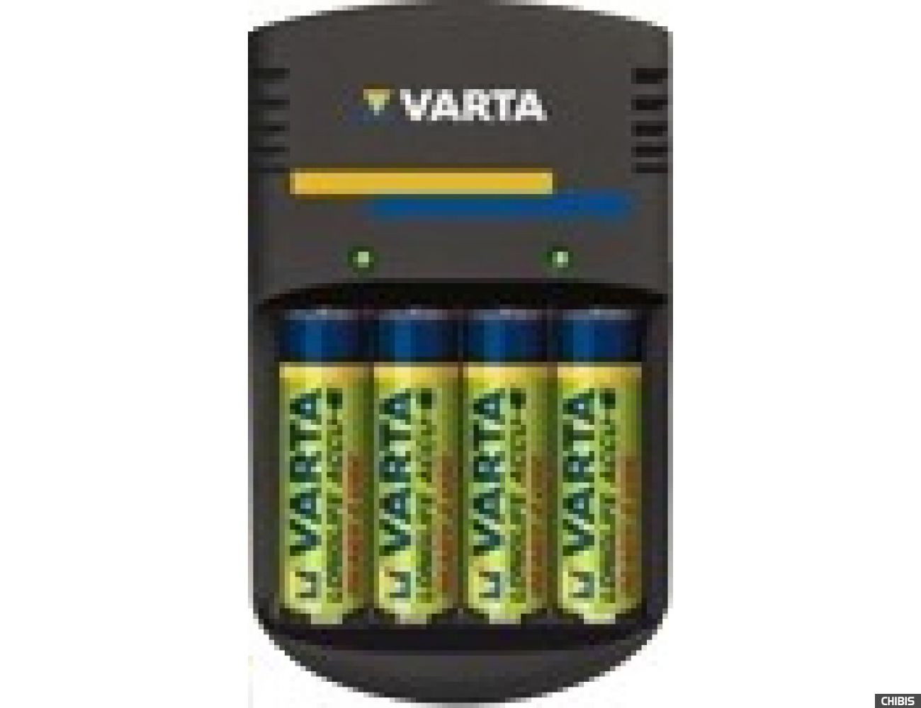 Зарядное устройство Varta Easy Energy Plug Charger + 4 AA 2100 mAh (57667101451)