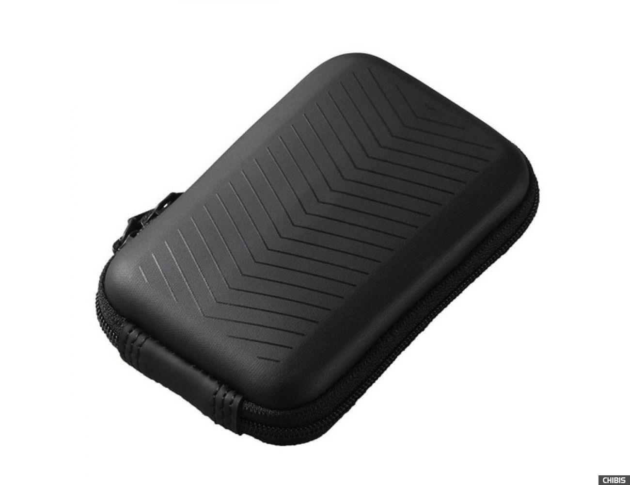 Чехол ACME MADE Sleek Case AM00484 (Matte Black Chevron)