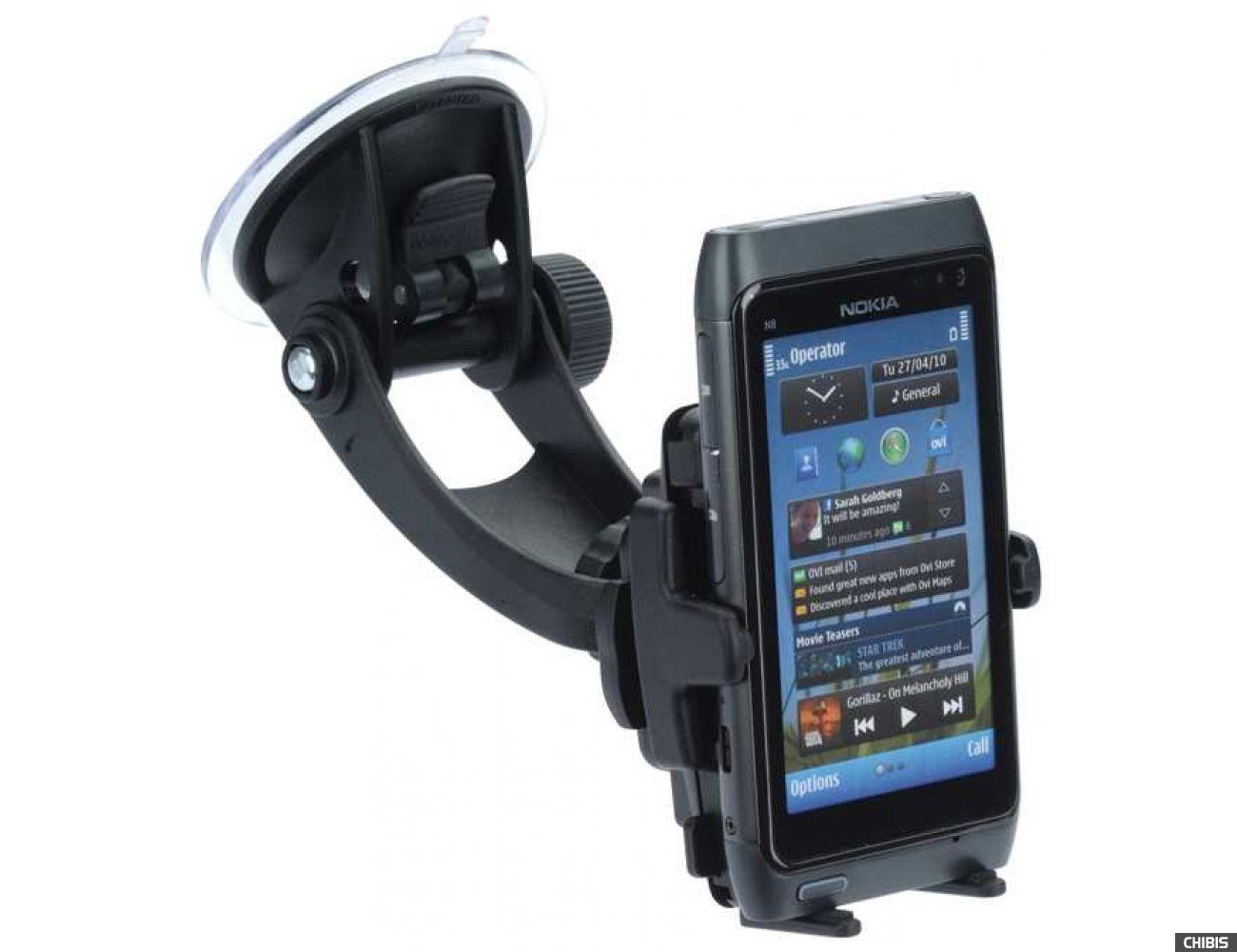 Автодержатель на стекло и торпедо iGrip Traveler 2 Kit (T5-1880) для смартфонов