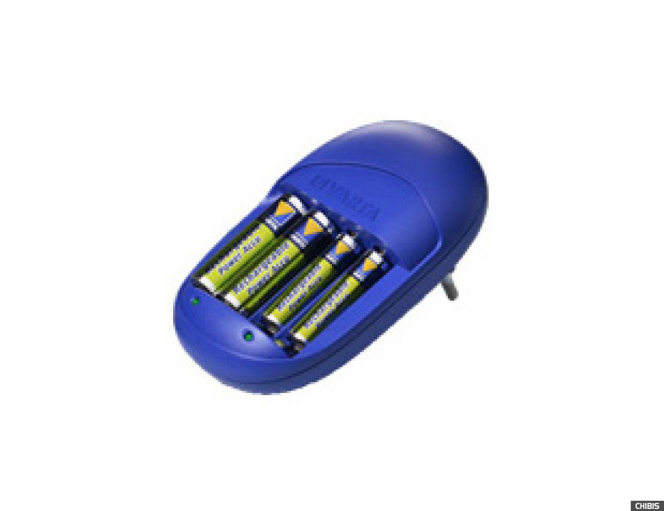 Зарядное устройство Varta Easy Energy Plug Charger + 2/2 - 2500AA, 1000AAA (57067101461)