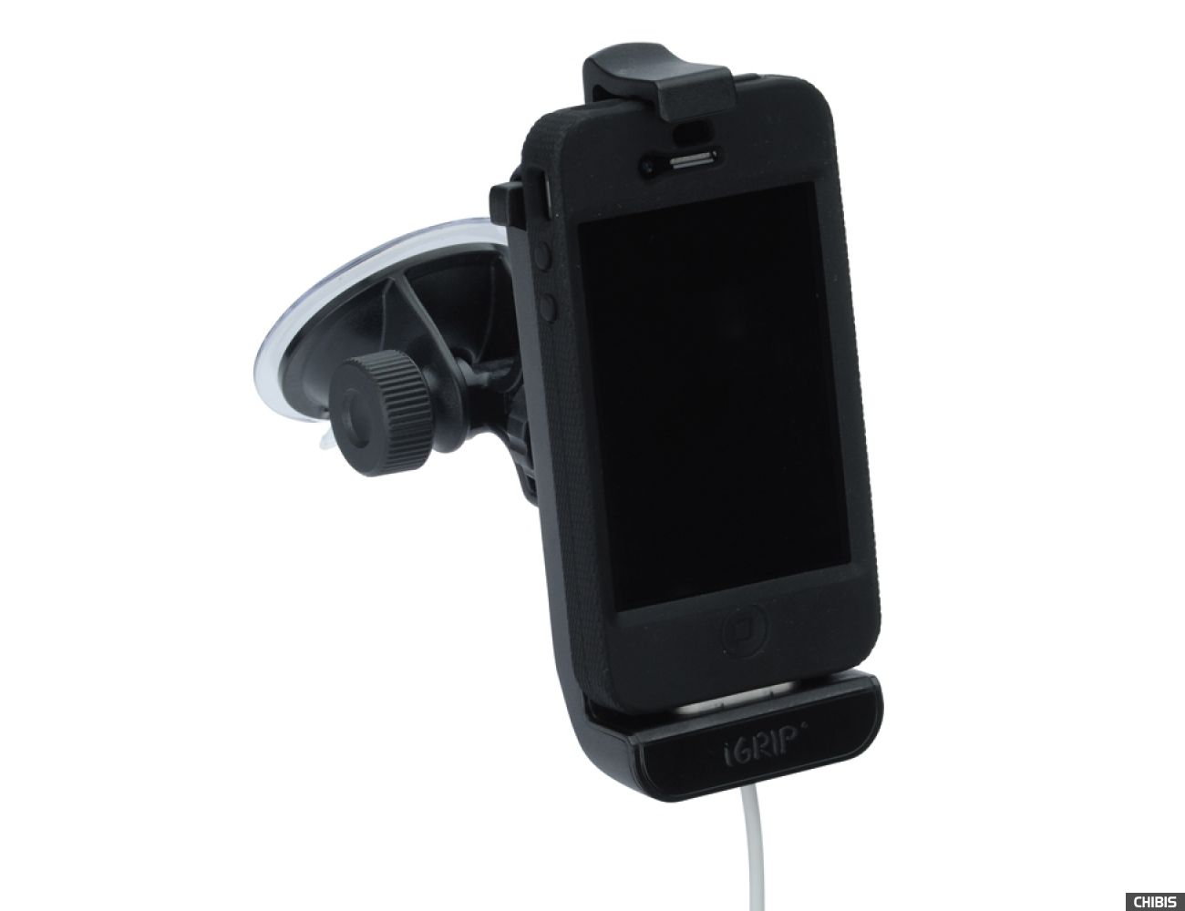 Автодержатель на стекло iGrip iPhone Dock Passive (T5-30410) для iPhone
